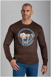 Langarm T-Shirt von Kitaro.