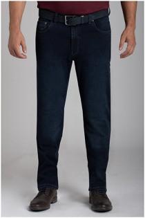 Extra lange elastische 5-Pocket-Jeans von Pionier