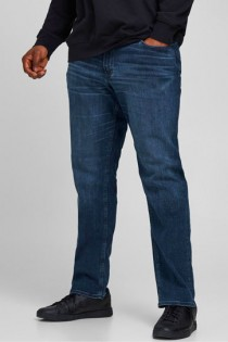 Elastische 5-Pocket-Jeans von Jack & Jones