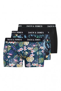 3er Pack elastische Boxershorts von Jack & Jones