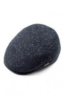Wollmütze mit Ohrenklappen von Fiebig