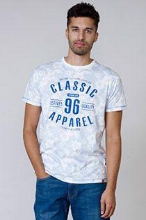 D555 Kurzarm-T-Shirt.