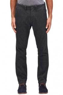 Elastische black Denim Jeans von S.Oliver.