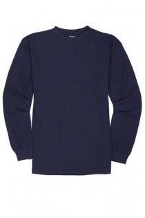 Basic Langarm T-Shirt von Adamo
