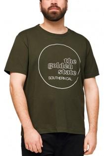 Kurzarm T-Shirt von s.Oliver