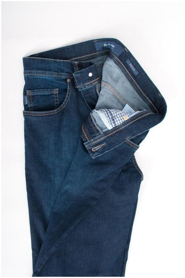 5-Pocket jeansbroek grote maten van Pionier