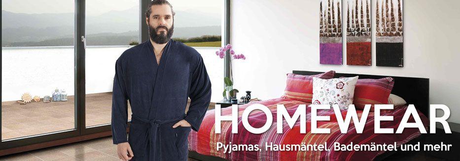 Homewear in Übergrößen