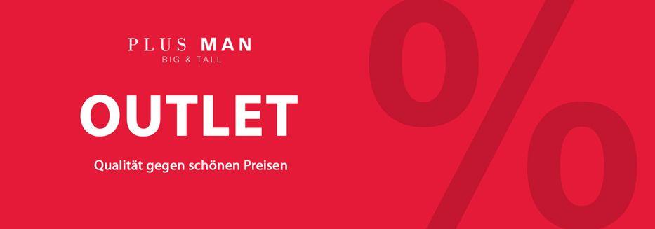 Plusman Outlet: Große Größen Rabatte
