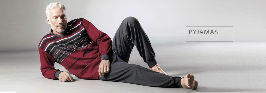 Pyjamas in große Größen von Hajo, Ceceba, Götzburg