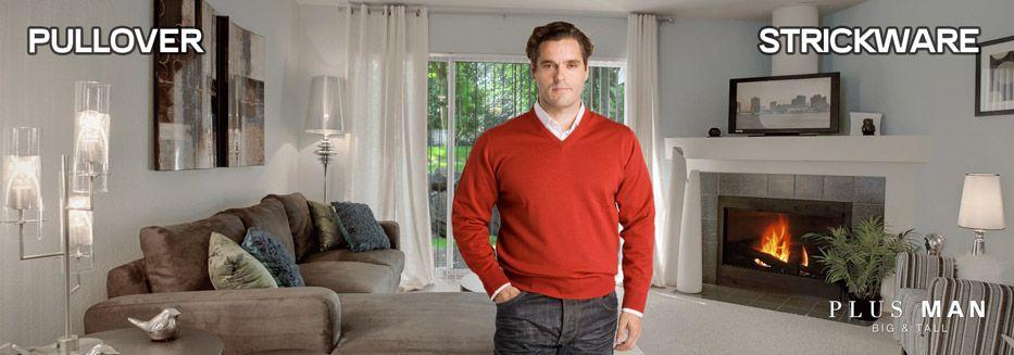 Extra lange Pullover und Sweatshirts