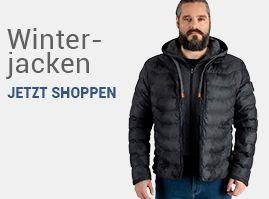 Übergrößen Winterjacken für Herren