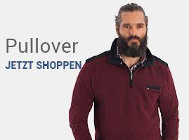Pullover in großen Größen.