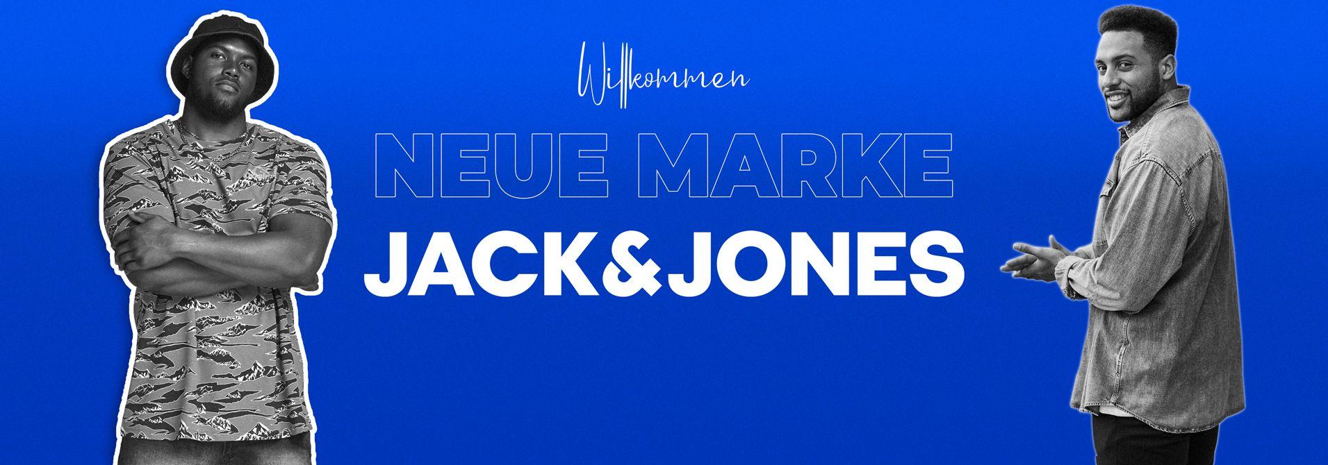 Jack & Jones Plus Size Collection