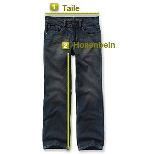 Casual Hose und Jeans